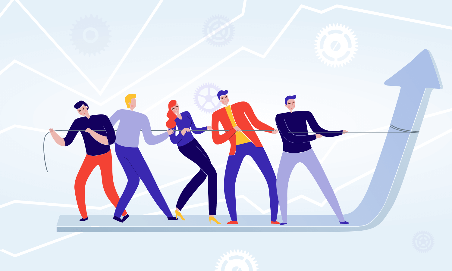 The most important role of team building